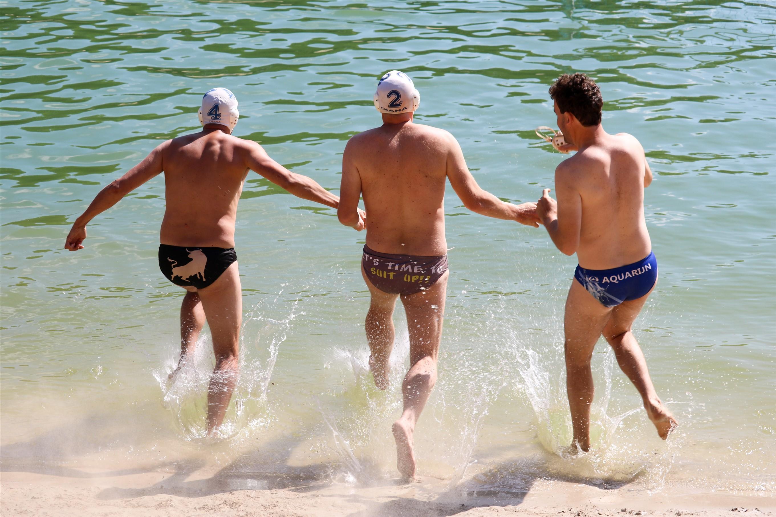 Moby dick 2018 Waterpolo Toernooi Schoonebeek